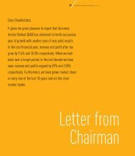 Letter from Chairman - Gab