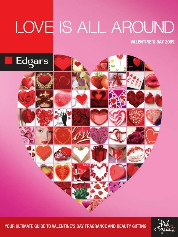 LOVE IS ALL AROUND - Edgars