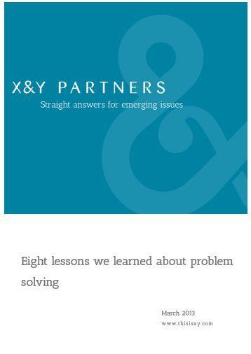 Problem solving using inequalities