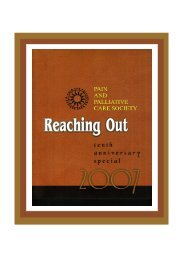 Reaching out 10th anniversary special issue 2007 - complete - 668 kb