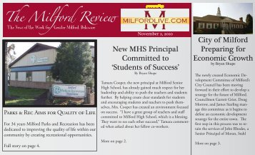 download the PDF file - Milford LIVE!
