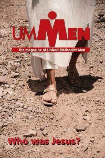 Spring 2011, No. 2 - United Methodist Men