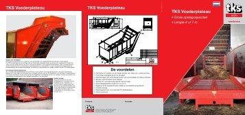 TKS Voederplateau TKS Voederplateau - TKS AS