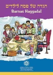 Barnas Haggada!