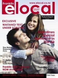 Full Download - Elocal COMMUNITY MAGAZINE-Franklin