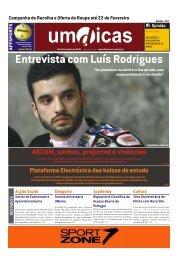 Entrevista com Luís Rodrigues d - UMdicas - Universidade do Minho
