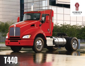 a t440 brochure - Kenworth