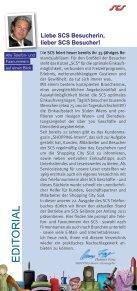 SCS-Telefonbuch 2011 - Shopping-Intern - Seite 3