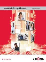 e-Kong book (eng).indb - e-KONG Group Limited