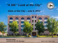 Rhonda Smiley, assistant to the city manager [pdf] - Greater ...