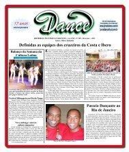 Ed. 189 - Dez/2011 - Agenda da Dança de Salão Brasileira