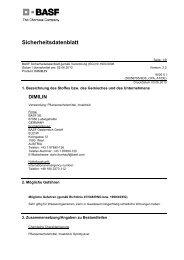 dimilin - BASF Pflanzenschutz Österreich