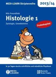 Histologie 1