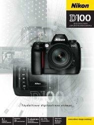 Nikon- D-TTL 5-alueinen 6,1