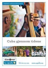 Cuba gjennom tidene - Apollo