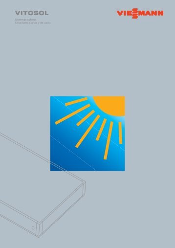 Colector solar de vacío