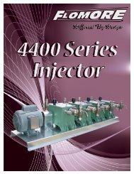 Download the 4400 Series Brochure - FloQuip, Inc.