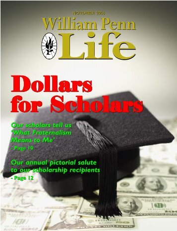 November 2006 - William Penn Life