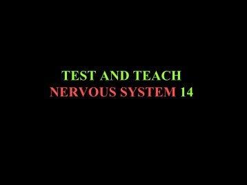 test and teach 14 - RCPA