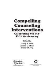 Compelling Counseling Interventions - Counselingoutfitters.com