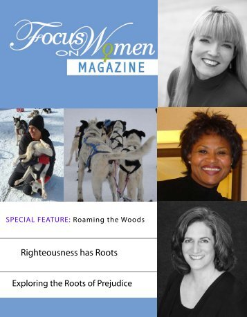 Righteousness has Roots - Focus on Women Magazine