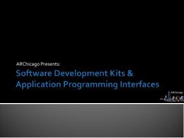 ARChicago Presents: - Method Engine