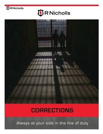 CORRECTIONS - R. Nicholls Distributors