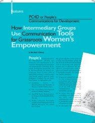 Empowerment - Isis International Manila