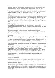Bystyret vedtar med hjemmel i plan- og bygningslovens §§ 3 og 4 ...