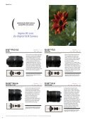 Lens Catalog - Sigma Corporation of America - Page 6