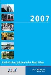 Statistisches Jahrbuch der Stadt Wien
