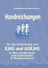 Handreichungen Handreichungen - VCP Land Niedersachsen