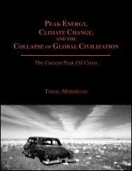 The Current Peak Oil Crisis - Department of Economics