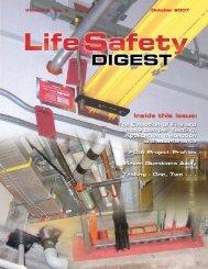 Fall 2007 - FCIA - Firestop Contractors International Association