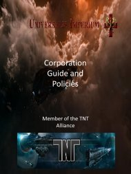 Corporation Guide and Policies - EVE Files
