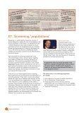 SENSE ABOUT SCIENCE MAKING SENSE OF SCREENING - Page 6