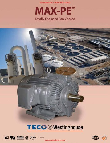 View Product Datasheet (pdf format) - Sords Electric