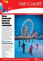 081109 Nov Dec - Visit Cardiff