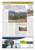La remodelació del carrer Santiago obre el debat sobre el ... - La Veu - Page 4