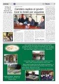 La remodelació del carrer Santiago obre el debat sobre el ... - La Veu - Page 7