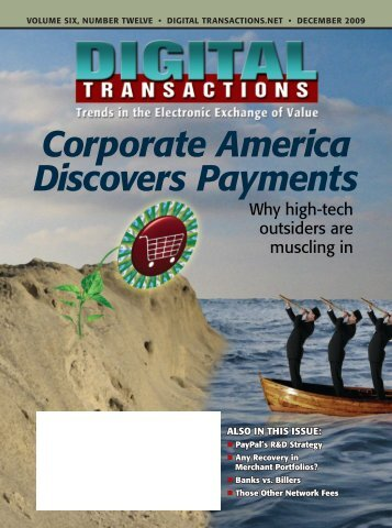 Corporate America Discovers Payments - Digital Transactions