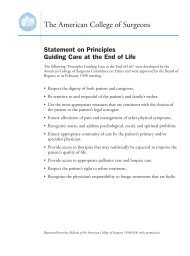 PDF 105 KB / 5 pages - Promoting Excellence in End-of-Life Care