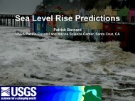 Sea Level Rise Predictions - the Elkhorn Slough Coastal Training ...