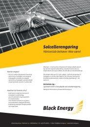 Download produktfolder - Black Energy