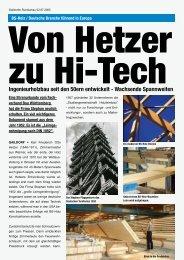 From Hetzer to Hi-Tech - Stephan Holzbau + Dienstleistungen