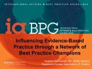 What is a Best Practice Champion? - IUPUI