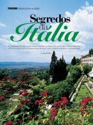 TURISMO Hotéis de luxo na Itália - by Orient-Express