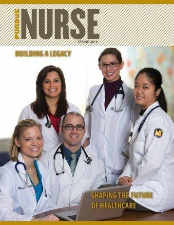 Current Issue - School of Nursing - Purdue University