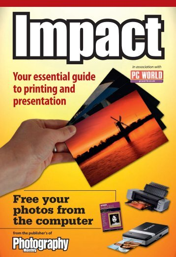 Essential guide to printing and presentation PDF - Photography ...