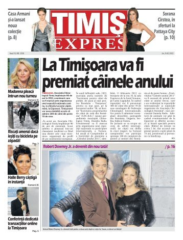 Timis Expres 09.02.2012 - Tion.ro